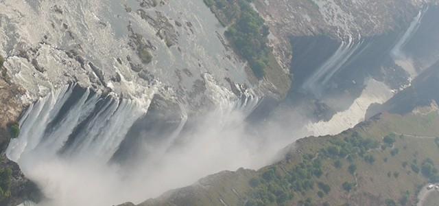 Victoria Falls / ビクトリアの滝