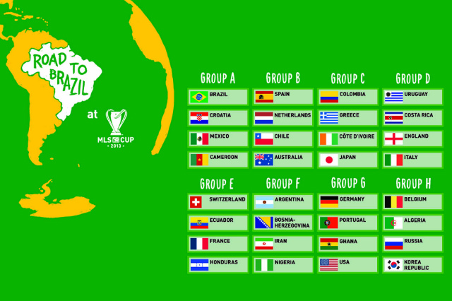 World-Cup-2014-Map