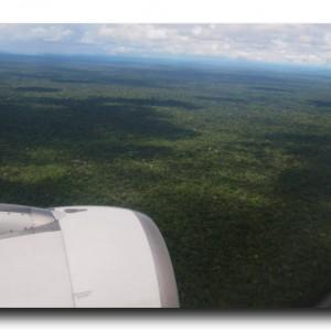 ついにアマゾンへ!3国間国境の街レティシア。