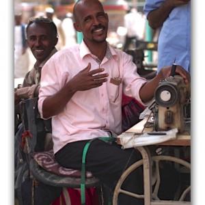 さよなら。心優しきスーダンの人々。