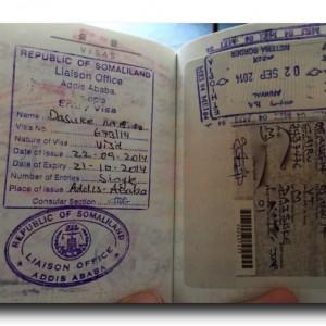 エチオピアで取るソマリランドビザ情報。【2014年9月時点】
