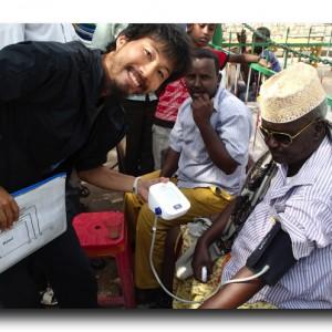 ソマリランドの血圧測定サービスでまさかの警察行き?