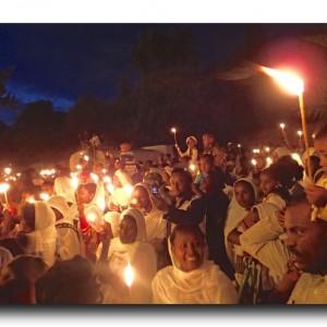 エチオピアのビッグイベント、マスカル祭!!