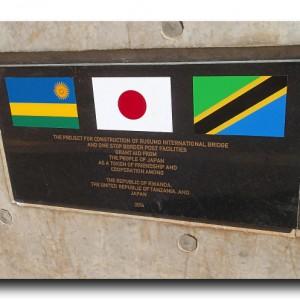ルワンダ・タンザニア国境でホセ・メンドーサに会いました。