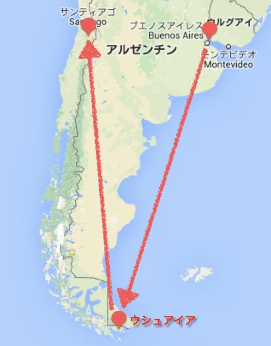 ヒッチハイク地図.004 2