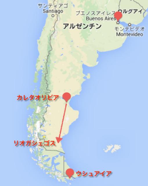ヒッチハイク地図.001