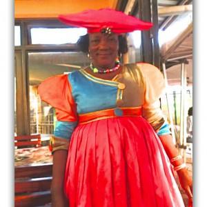 まるで仮装大賞!!ナミビアに暮らすユニークな民族の人たち。