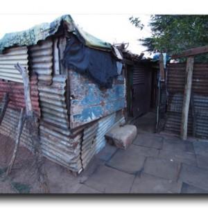 ヨハネスブルグにあるアフリカ最大のスラム街へ行ってきました。