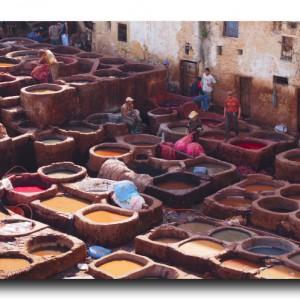 モロッコは三大ウザい国じゃない。ハシシと皮と糞の匂いのする街。