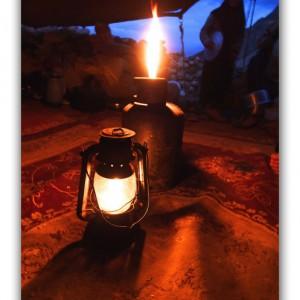 イランの山中で助けられる。遊牧民のテントで過ごした夜。