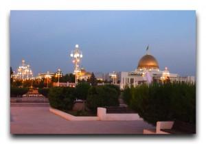 Turkmenistan / トルクメニスタン