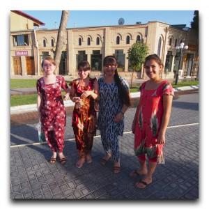 Uzbekistan / ウズベキスタン