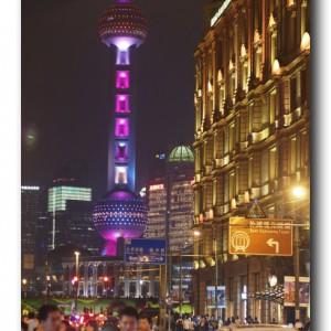 上海。世界旅行最後の夜に思うこと。